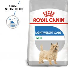 ROYAL CANIN Mini Light Weight Care diétne granuly pre psy 8 kg