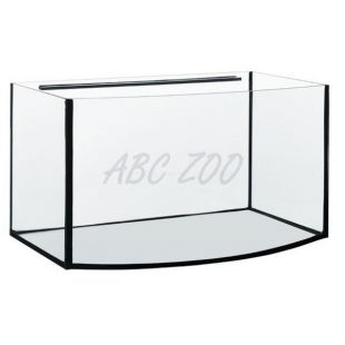 Akvarium oválne 100x40x50cm / 200L