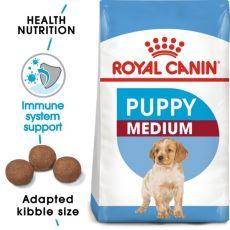 Royal Canin Medium Puppy granule pre stredné šteňatá 4 kg