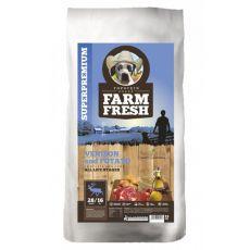 Farm Fresh Venison and Potato 20kg