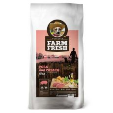 Farm Fresh Pork and Potato 15kg
