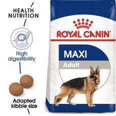 ROYAL CANIN Maxi Adult granule pre dospelé veľké psy 4 kg