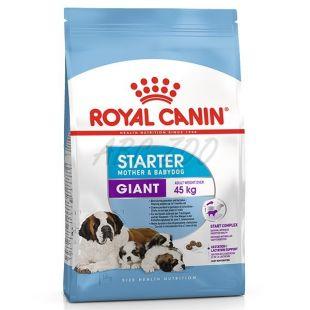 Royal Canin Giant Starter Mother&Babydog granule pre gravidné alebo dojčiace suky a šteňatá 15 kg