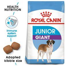 Royal Canin Giant Junior granule pre obrovské šteňatá 15 kg