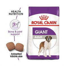 ROYAL CANIN Giant Adult granuly pre dospelé obrie psy 15 kg