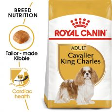 Cavalier King Charles Adult granule pre dospelého gavalieršpaniela 1,5 kg