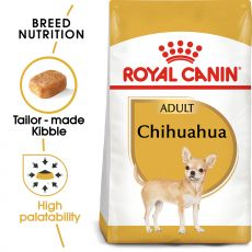 ROYAL CANIN Chihuahua Adult granule pre dospelú čivavu 0,5 kg