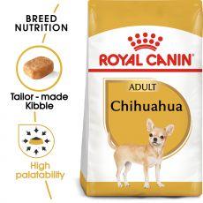 ROYAL CANIN Chihuahua Adult granule pre dospelú čivavu 1,5 kg