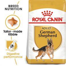 ROYAL CANIN German Shepherd Adult granule pre dospelého nemeckého ovčiaka 3 kg