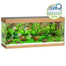 Akvárium JUWEL Rio LED 240 - svetlo hnedé