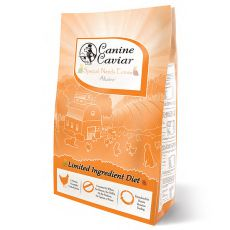 Canine Caviar Special Needs Alkaline, kura 5 kg