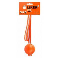 Preťahovadlo pre psa LIKER Line so šnúrkou 5cm