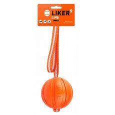 Preťahovadlo pre psa LIKER Line so šnúrkou 9cm