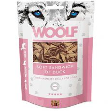 WOOLF Soft Sandwich of Duck 100g