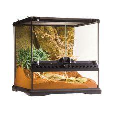 Exotera Terárium sklenené 30 x 30 x 30 cm