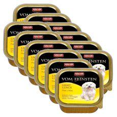 ANIMONDA paštéta Light Lunch morka + syr, 12 x 150g