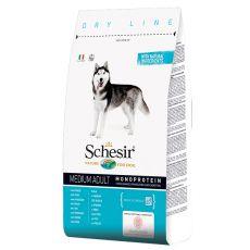 SCHESIR DOG Medium Adult Maintenance rybie, 3kg