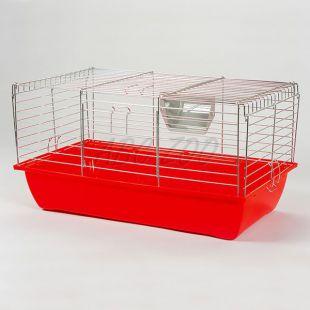 Klietka pre králika a morčatá - Rabbit 70 chrom
