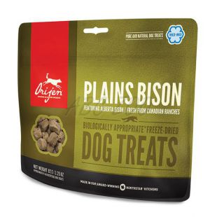 Pamlsky ORIJEN TREAT – Plains Bison 42,5 g