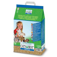 Podstielka do wc - Cats Best Universal 20 L