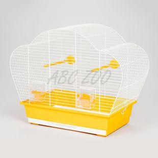Klietka pre papagaje BETA - 56,5 x 28 x 44,5 cm
