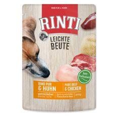 Kapsička RINTI Leichte Beute hovädzie + kuracie mäso, 400g