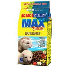 KIKI EXCELLENT MAX MENU - krmivo pre fretky, 800 g