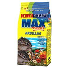 KIKI EXCELLENT MAX MENU - krmivo pre veveričky, 800 g