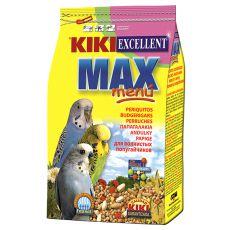 KIKI MAX MENU Budgerigar - krmivo pre andulky 500g