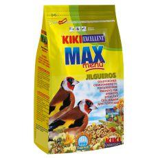 KIKI MAX MENU Goldfinches - krmivo pre drobné exoty 500g