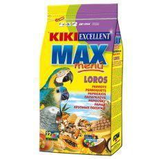 KIKI MAX MENU - krmivo pre veľké papagáje 2kg