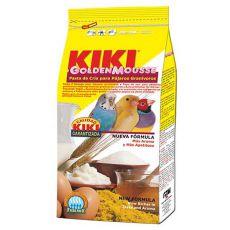 KIKI GOLDENMOUSSE - krmivo pre exotické vtáctvo 1kg
