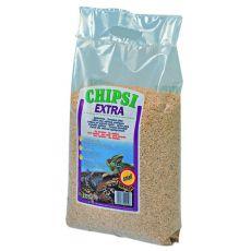 CHIPSI EXTRA SMALL - jemná podstielka z bukového dreva 15kg