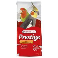 Big parakeets 20 kg - krmivo pre stredné papagáje