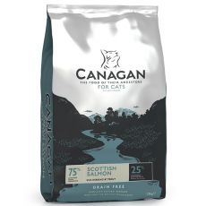 CANAGAN For Cats, Scotish Salmon - 375 g