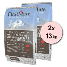 FirstMate Pacific Fish ORIGINAL 2 x 13 kg