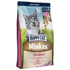 Happy Cat Minkas Sterilised 10 kg