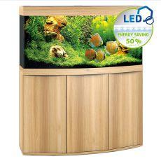 Set JUWEL akvárium Vision LED 260 svetlo hnedý + skrinka