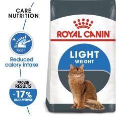 Royal Canin Light Weight Care diétne granule pre mačky 400 g