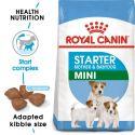 Royal Canin Mini Starter Mother&Babydog granule pre gravidné alebo dojčiace suky a šteňatá 8,5 kg