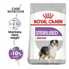 ROYAL CANIN Medium Sterilised granuly pre kastrované stredné psy 3 kg