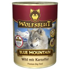 Konzerva WOLFSBLUT Blue Mountain, 395 g