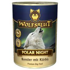 Konzerva WOLFSBLUT Polar Night, 395 g