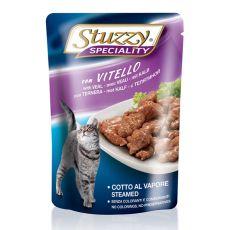 Stuzzy Speciality Cat - teľacie, 100 g