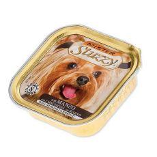 Vanička Mister STUZZY Dog - hovädzia, 150g
