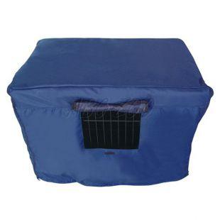 Prikrývka na klietku Dog Cage Black Lux S - 61,5 x 42,5 x 50 cm