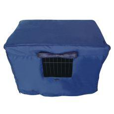 Prikrývka na klietku Dog Cage Black Lux XL - 107,5 x 74,5 x 80,5 cm