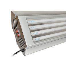 AquaZonic Super Bright T5 - 180cm, 8x39W Silver