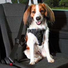 Bezpečnostný pás do auta pre psa S/M