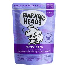 BARKING HEADS Puppy Days GRAIN FREE 300 g